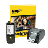 Wasp Barcode Inventory Control RF Enterprise – Inventory Tracking Solution with HC1 & WPL305