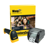 Wasp Barcode Inventory Control Software - Inventory Tracking Solution with WWS550i & WPL305 (1 User)