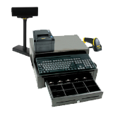Wasp Barcode Complete Point of Sales (POS) Hardware Kit