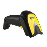 Wasp Barcode WLS9600 Laser Barcode Scanner with PS/2 Cable
