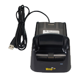 Wasp Barcode WPA1000II Mobile Computer Single Slot Cradle