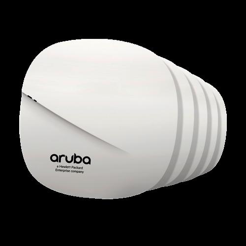 HP Aruba Instant IAP-207 Wireless Access Point Bundle – 5-Pack Promo