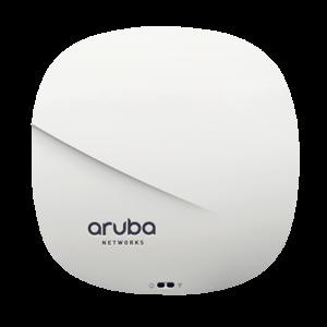 HP Aruba IAP-315 Wireless Access Point, 802.11n/ac, 4×4 MU-MIMO, Dual Radio, Integrated Antennas
