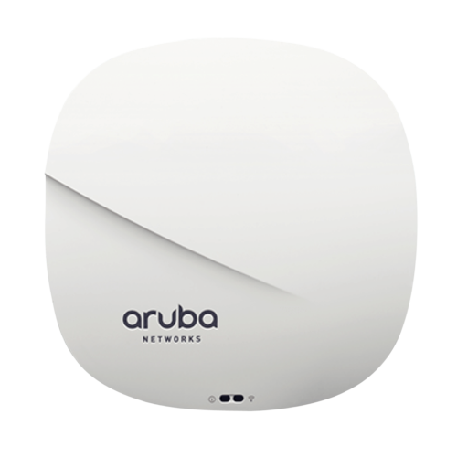 HP Aruba IAP-315 Wireless Access Point, 802.11n/ac, 4×4 MU-MIMO, Dual Radio, Integrated Antennas