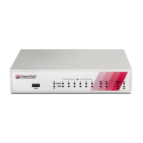 Check Point 730 Security Appliance Bundle with Threat Prevention Security Suite, Wired – Includes 3 Years Standard Support