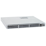 Arista Networks 7010T Gigabit Ethernet Switch, 48x RJ45 (10/100/1000), 4 x SFP+ (1/10GbE) Ports, Front-to-Rear Airflow, 2x DC