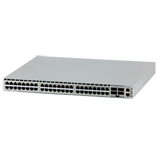 Arista Networks 7050T 1/10GbE Data Center Switch, 48x RJ45(1/10GBASE-T) & 4x SFP+, Rear-to-Front Airflow, 2x AC PSU