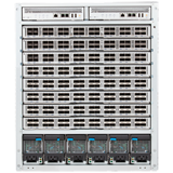 Arista Networks 7308X Switch Chassis Bundle – Includes 7308 chassis, 4x 3000W PS, 4x Fabric modules, 1x Supervisor w/ SSD (F-R)