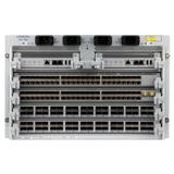Arista Networks 7504E Switch Chassis Bundle – Includes 7504 chassis, 4x 2900PS, 6x Fabric-E modules, 1x Supervisor-E-SSD