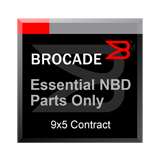 Essential NBD Parts Only Support Maintenance 1-Year Contract for Brocade ICX 6430 24P & 48P
