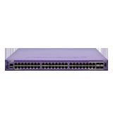 Summit X480-48t (48) 10/100/1000BASE-T, 4 100/1000BASE-X, (1) VIM2 slot, ExtremeXOS Advanced Edge license