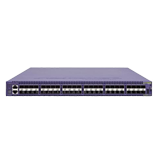 Summit X670V-48x-BF 10GbE Switch - (48) 10GBASE-X SFP+, one VIM4 slot, ExtremeXOS Advanced Edge License, Back-to-Front