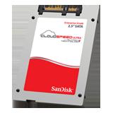 SanDisk 240GB CloudSpeed Eco™ 6Gb/s SATA 2.5″ SSD, MLC, Up to 450MBs Throughput, 3 Year Warranty