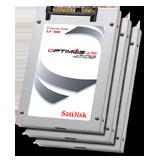 SanDisk 400GB Optimus Extreme™ 6Gb/s SAS 2.5″ SSD, MLC, Up to 500MBs Throughput, Limited 5 Year Warranty