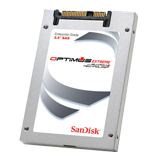 SanDisk 200GB Optimus Ascend™ 6Gb/s SAS 2.5″ SSD, MLC, Up to 500MBs Throughput, Limited 5 Year Warranty