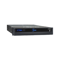 EMC Isilon X-Series X200 - Scales from a few terabytes (TB) to over 20 petabytes (PB)