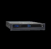 EMC Isilon X-Series X200 – Scales from a few terabytes (TB) to over 20 petabytes (PB)