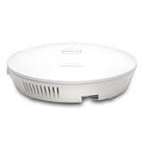 SonicWALL SonicPoint ACi Wireless Access Point, Dual-Radio with PoE Injector - Includes 3 Years 24x7 Support