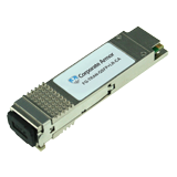 Fortinet Compatible 40GE QSFP+ transceivers, long range for all systems with QSFP+ Slots