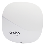 HP Aruba AP-324 Wireless Access Point, 802.11n/ac, 4×4 MU-MIMO, Dual Radio, Antenna Connectors