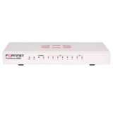 Fortinet FVE-50E6 FortiVoiceEnterprise-50E6, 2 x 10/100 ports, 6 x FXO, 2 x FXS, 8GB Storage, 50 Extensions and 8 VoIP trunks