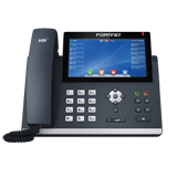 Fortinet FortiFone 570 / FON-570 IP Phone 10/100/1000 LAN & PC, PoE