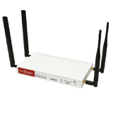 Accelerated Modular 6350-SR LTE Router with Wi-Fi and Integrated Plug-In LTE Modem; CAT 3; LTE / HSPA+ / EV-DO