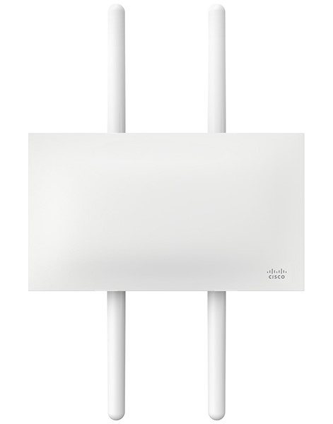 Meraki MR74 Outdoor Access Point (Hardware Only – Antennas Not Included)