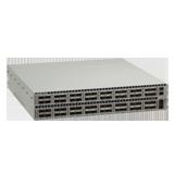 Arista Networks 7260X 64-Port Ethernet Switch, 64x40GbE QSFP+ & 2xSFP+ switch, no fans, no psu, 2 x C13-C14 cords