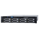 Dell PowerEdge R530 2-Socket Rack Server – Up to 12 x DDR4 DIMMs, Up to 8×3.5″ HDDs, Up to 5xPCIe Slots