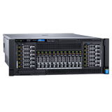 Dell PowerEdge R930 4-Socket Rack Server –  Intel Xeon E7-8800 v4 and E7-4800 v4 Processors, Up to 96 DIMMS DDR4 Memory