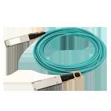 Extreme 100Gb, AOC QSFP28 7m