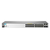 HP / Aruba 2620-24-PPoE+ Switch – 24 Port Managed Ethernet Switch