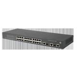 HP / Aruba 3100-24 v2 EI Switch – 24 Port Managed Ethernet Switch