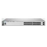 HP / Aruba 3800-24G-2SFP+ Switch – 24 Port Managed Ethernet Switch