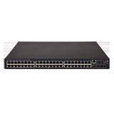 HP / Aruba FlexNetwork 5130 48G PoE+ 4SFP+ (370W) EI Switch – 48 Port Managed Ethernet Switch