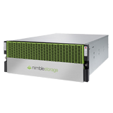 Nimble Storage SF100 Secondary Flash Array – up to 126TB Raw, up to 100TB Usable, (4) Onboard iSCSI/Mgmt 1Gb/10Gb ports