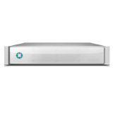 Rubrik r6304s Cloud Data Management Platform - 3 x Intel 10-Core 2.2 GHz, 192GB DDR4, 9 x 4TB HDD, 3 x 400GB SSD