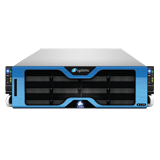 iXsystems TrueNAS Z50 TrueFlash All-Flash Storage System - 256GB RAM, Up To 300TB Raw Capacity, Up to 3PB Effective Capacity