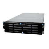 iXsystems TrueNAS Z35 Hybrid Storage System - 256GB RAM, Up to 4.8PB Capacity, Up To 12PB Effective Capacity