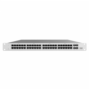 Cisco Meraki MS125-48FP Layer 2 Access Switch