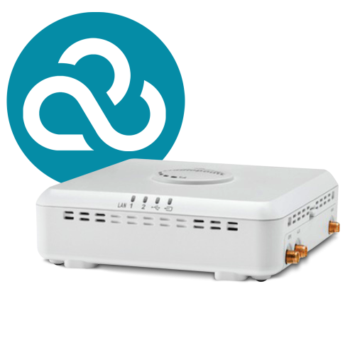 Cradlepoint CBA850 adapter (1200Mbps modem) and NetCloud Branch LTE Adapter Essentials Plan
