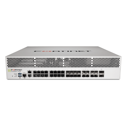 Fortinet FortiGate 1101E Next Generation Firewall plus 24×7 FortiCare and FortiGuard Unified (UTM) Protection