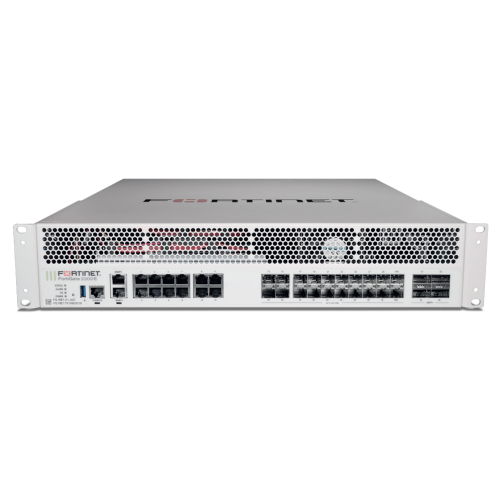 Fortinet FortiGate 2200E Next Generation Firewall plus 24×7 FortiCare and FortiGuard Unified (UTM) Protection