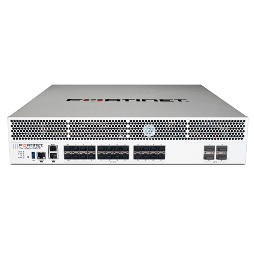 Fortinet FortiGate 3400E Next Generation Firewall plus 24×7 FortiCare and FortiGuard Enterprise Protection