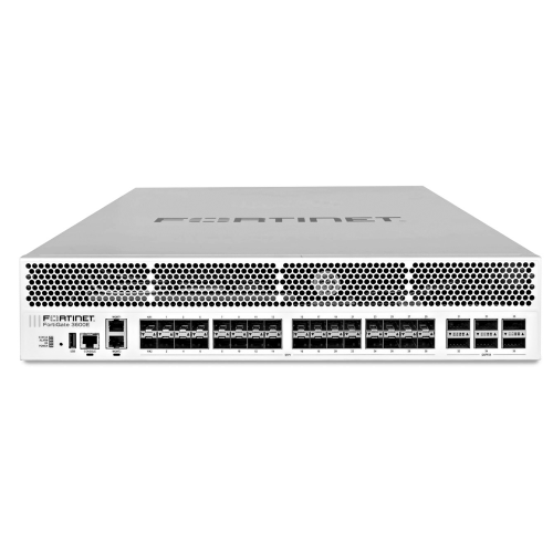 Fortinet FortiGate 3600E Next Generation Firewall plus 24×7 FortiCare and FortiGuard Enterprise Protection