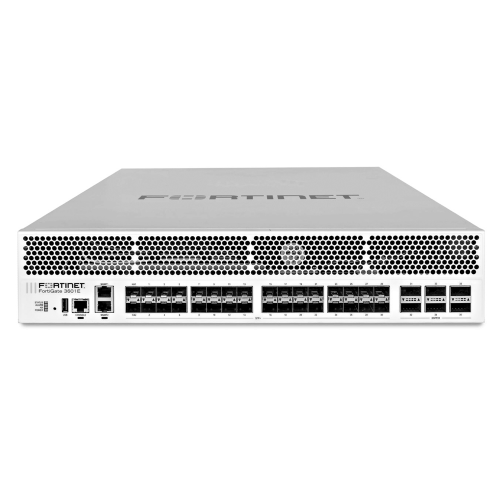 Fortinet FortiGate 3601E Next Generation Firewall plus 24×7 FortiCare and FortiGuard Enterprise Protection