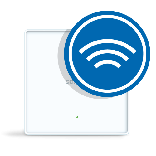 Sophos APX 740 Indoor Access Point plus Central Wireless Standard for 1 User