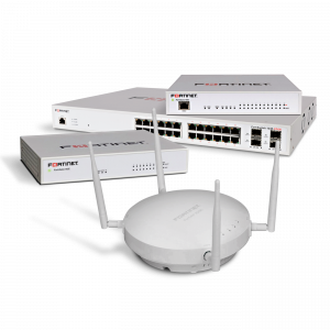 Fortinet GAS (FortiGate, FortiAP and FortiSwitch) Bundle – Entry Level