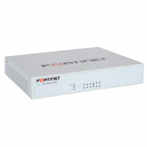 Fortinet FortiGate 80F Hardware plus 24×7 FortiCare and FortiGuard Enterprise Protection – FG-80F-BDL-811